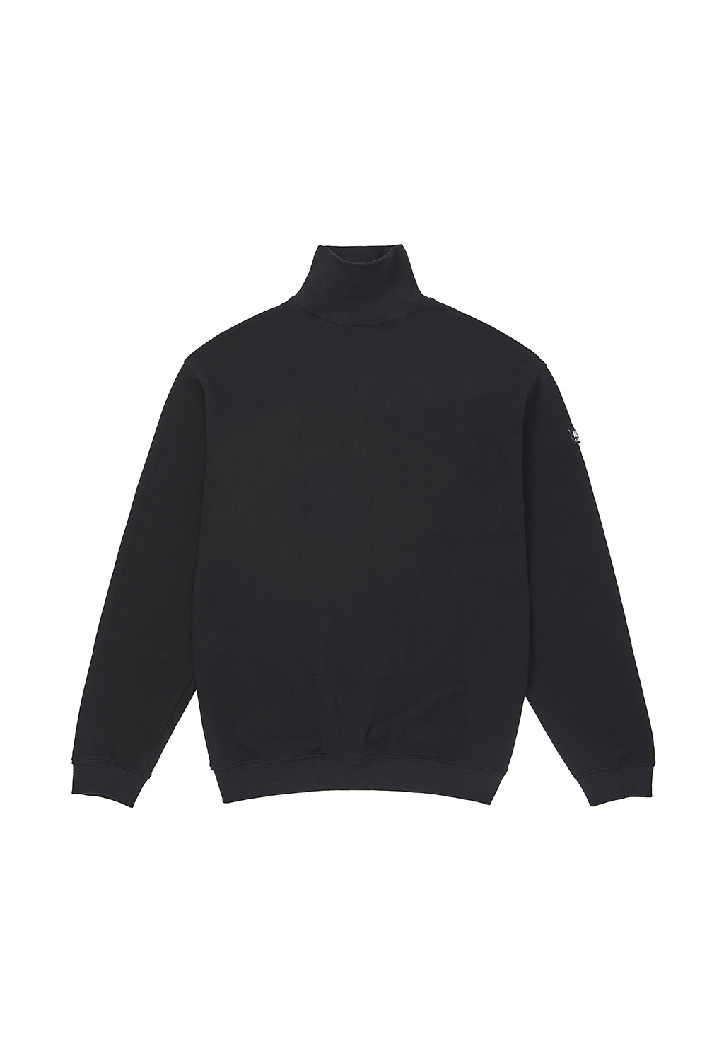 TURTLENECK SWEATER_black