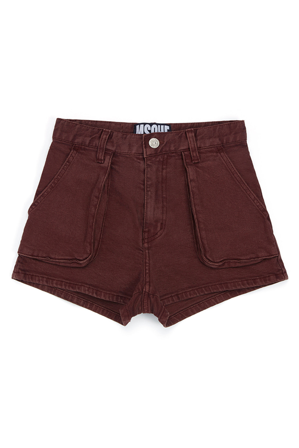 CARGO SHORTS_brown