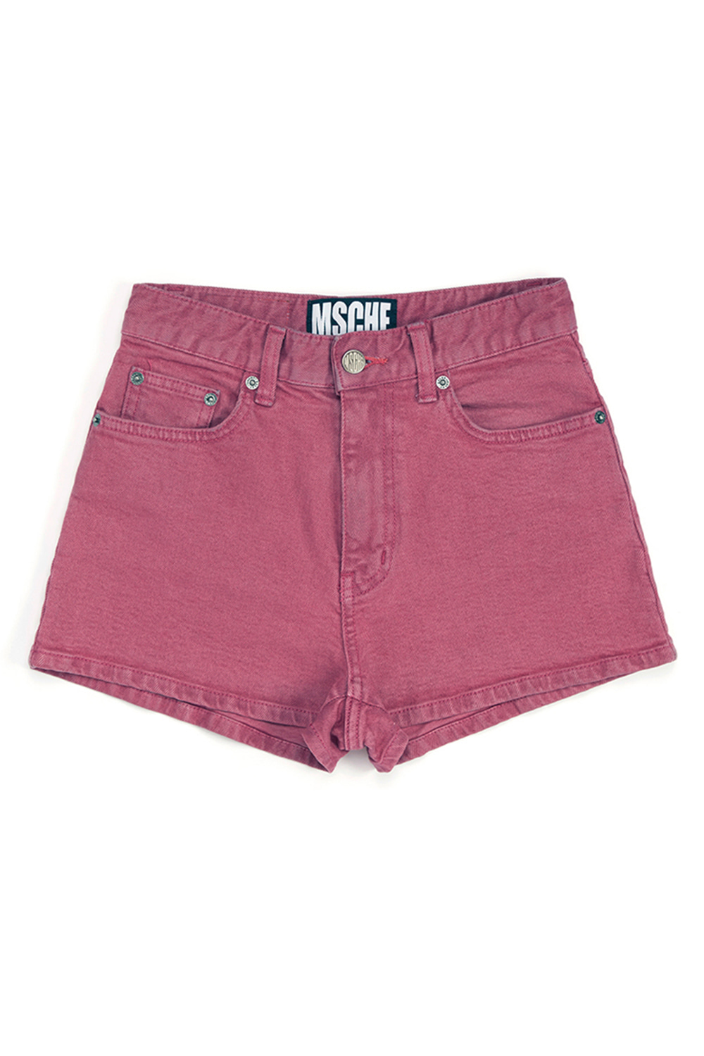 DENIM SHORTS_pink