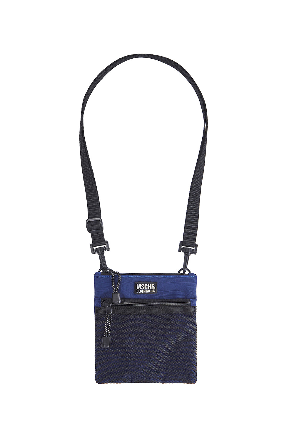 CROSS POUCH_blue