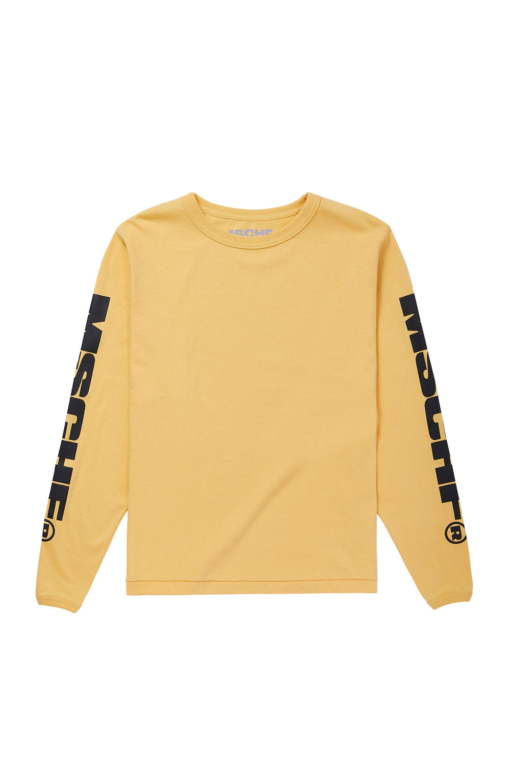 MSCHF LONG SLEEVE_pale yellow