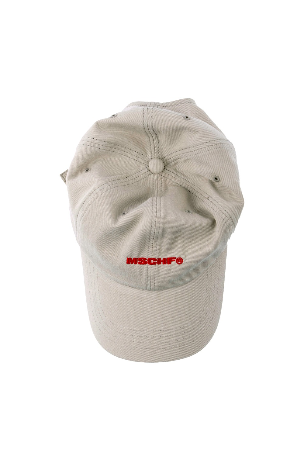 BASIC BALL CAP_stone beige