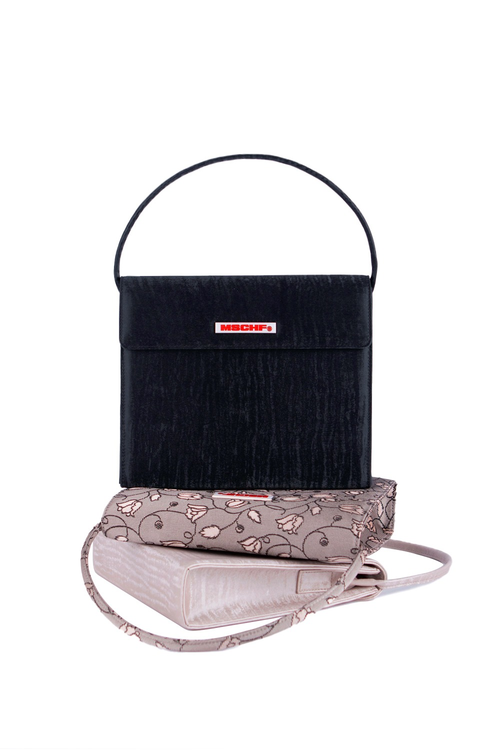 EVENING BAG_matt black